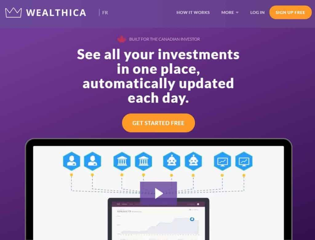 Wealthica Review: Net Worth and Portfolio Tracking for Canadians